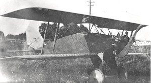 1919 Waco Cootie Biplane