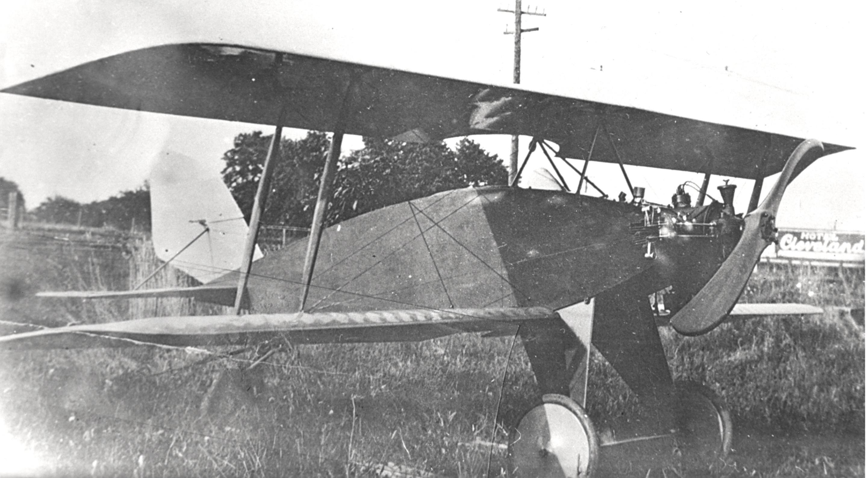 History of the Waco Aircraft Company – National Waco Club