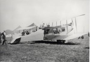 1924 Waco 8