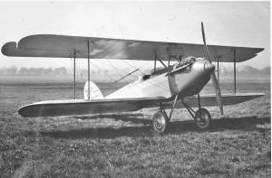 1925 Waco 9 PROTOTYPE