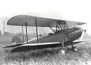 1927 Waco GXE Prototype