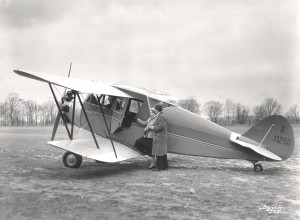 1931 Waco QDC X11250 Prototype