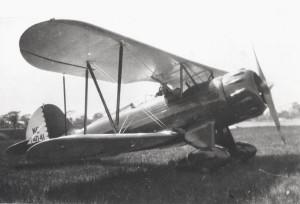 1934 Waco UMF-3 NC14041