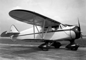 1937 Waco AVN-7 NC17731