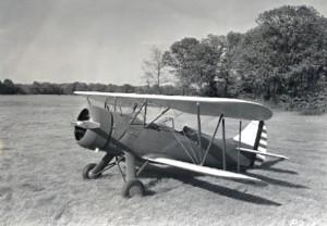 1939 Waco YPT-14A