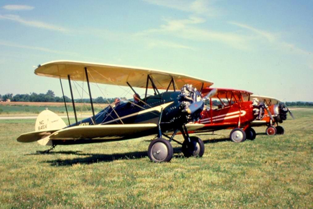 Waco Taperwings