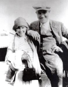 Elwood J. Junkin and Hattie Meyers Junkin