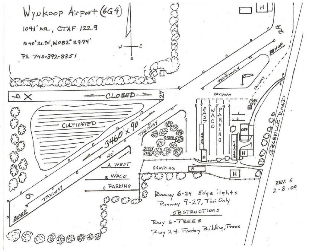 aircraft parking plan